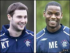 Kevin Thomson and Maurice Edu