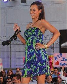 Big Brother contestant Noirin