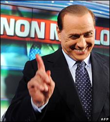 Silvio Berlusconi (3 June 2009)