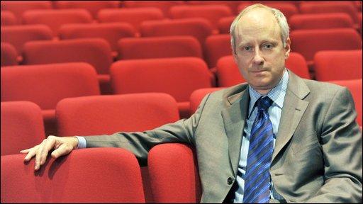 2009 Reith Lecturer Professor Michael Sandel