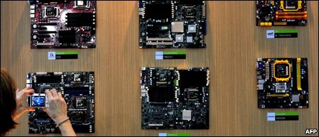 Motherboards, AFP/Getty