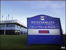 Dunfermline Building Society headquarters