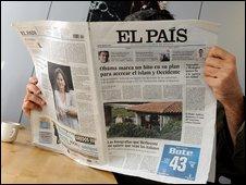 El Pais, Friday 5 June 2009