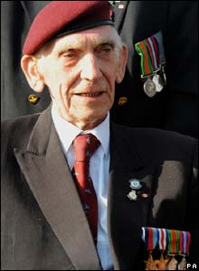 WWII veteran Douglas Baines