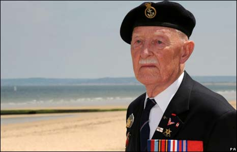 Veteran Peter Thompson