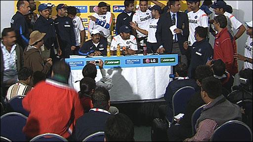 India's Twenty20 squad