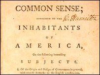 Common Sense by Thomas Paine