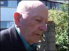Len Smith, D-Day veteran