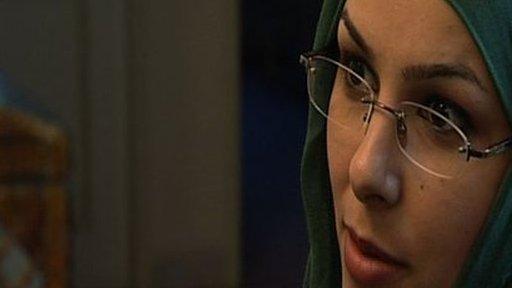 Saeeda Hashami