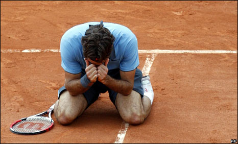 _45882594_fed_ap_466 - Flawless Federer Storms To Historic First French Crown - Sports and Fitness