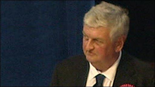 BNP MEP Andrew Brons