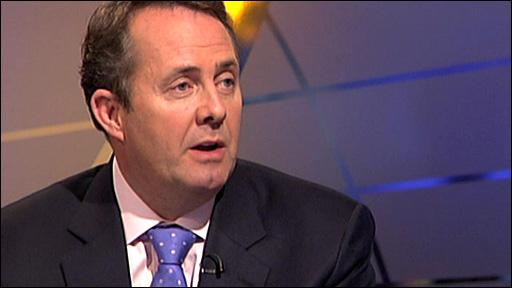 Liam Fox MP