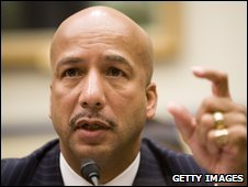 Ray Nagin (file picture)