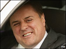 BNP leader Nick Griffin