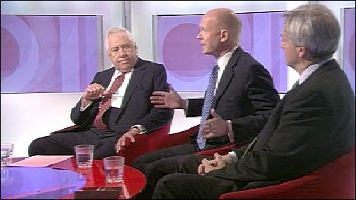Hattersley, Hague and Huhne