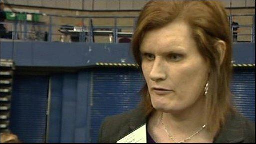 UKIP's Nikki Sinclaire
