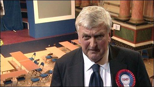 Andrew Brons MEP