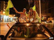 Christian Marada Movement celebrate in Zgharta