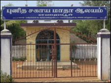 Dalit church
