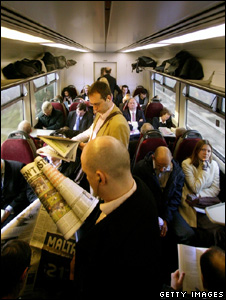 Commuters (Getty Images)