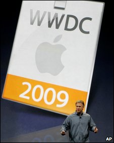 Apple WWDC, AP