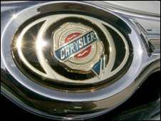 Chrysler vehicle