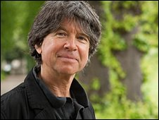Anthony Browne. Photographer: Laurence Cendrowicz