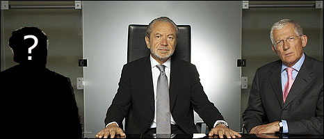Sir Alan Sugar, Nick Hewer