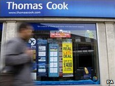 Thomas Cook branch