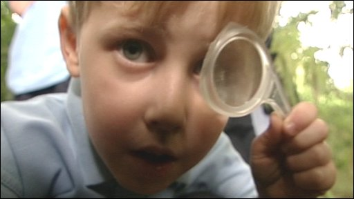 Woolenwick Infant School pupil