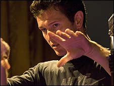Telstar director Nick Moran