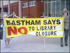 John and Jean Brown, from Eastham