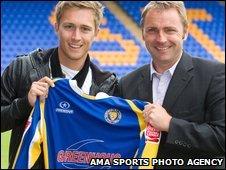 Jake Robinson and Paul Simpson
