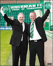 Rod Petrie and John Hughes