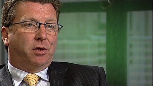 Sports Minister Gerry Sutcliffe
