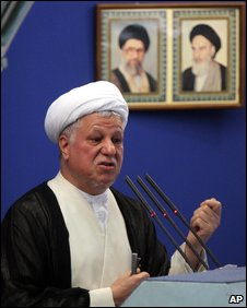 Ali Akbar Hashemi Rafsanjani - photo September 2006