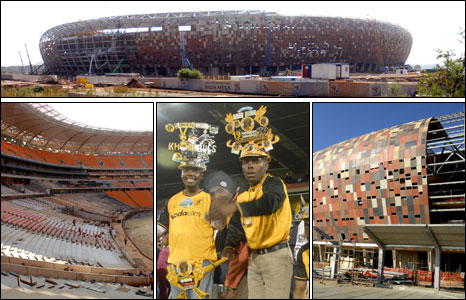 South Africa's World Cup preparations