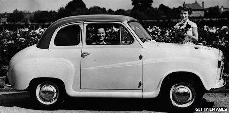 An Austin A30