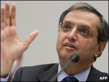 Citigroup boss Vikram Pandit