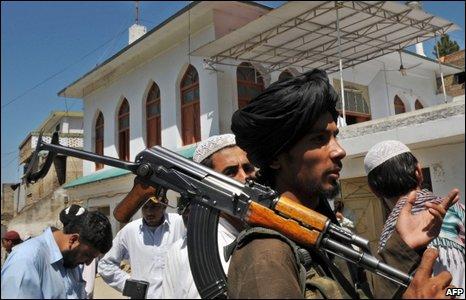 Pakistan Taliban member