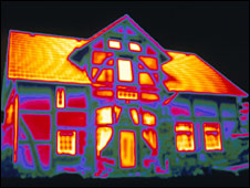 House thermogram (SPL)