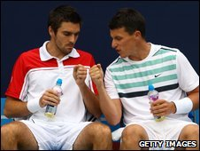 Colin Fleming and Ken Skupski