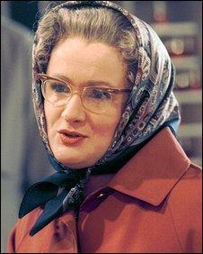 Caroline Aherne as Mrs Merton