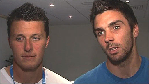 Ken Skupski and Colin Fleming