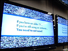 TV sets in Best Buys in the US