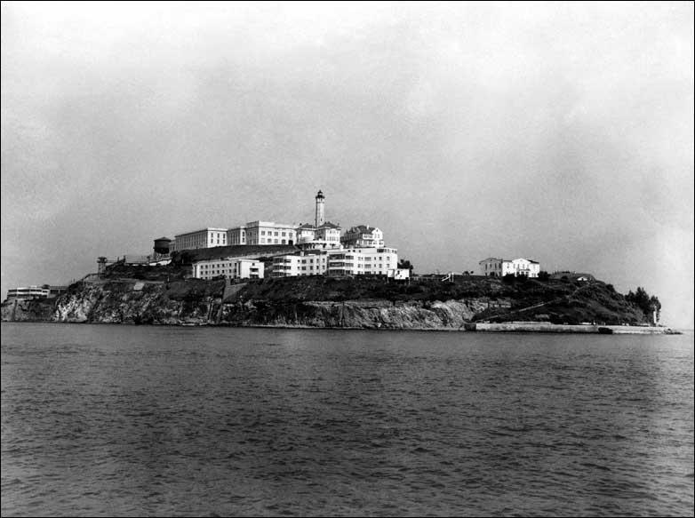 Alcatraz Island, San Francisco, America