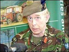 Brigadier Hugh Monro
