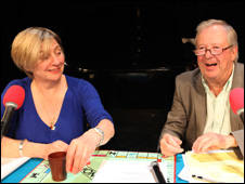 Victoria Wood and Tim Brooke-Taylor