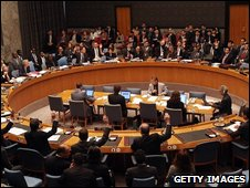 UN security council, 12 June, 2009 