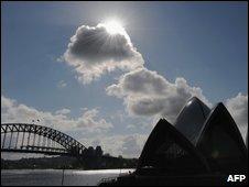 View of Sydney, Australia